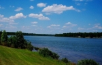 Tombigbee River near the Natchez Trace where Native Americans, European Traders & Slaves worked and traveled. Photo cred