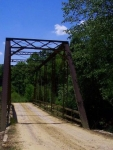 Walker Bridge west of the Tombigbee River near the plantation.Photo Credit: Bob Franks (2006)