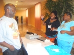 Registration draws to a close--Hallejuah!