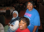 Cousin Leticia Love with Unknown family members#5 (2007 Beene Family Reunion Milwaukee)...Please help by submitting name